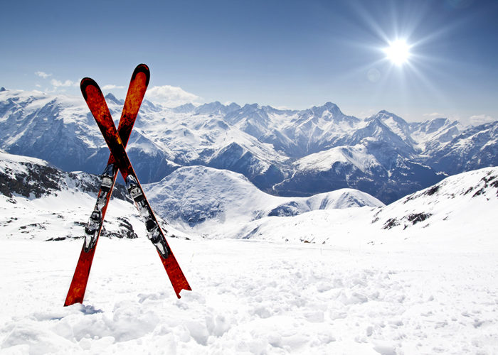 Прокат лыж и другого инвентаря