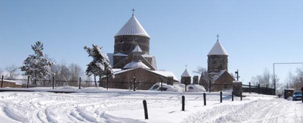 Кечарис монастырь